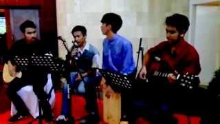 experia acoustic - when i see you smile (bad english)