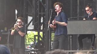 Vance Joy - You Can Call Me Al (Paul Simon Cover) - Live at Mo' Pop in Detroit, MI on 7-30-17