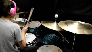 Idle Worship-Paramore-Drum Cover