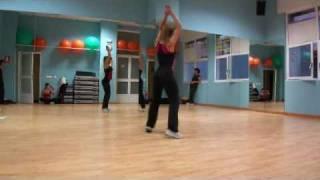 Coreografía Waka Waka Studio o2 pilates