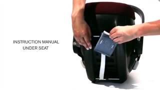 Cybex Aton 3S Installation Video
