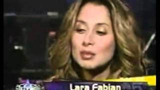 Lara Fabian - Access Hollywood (USA, 2000)