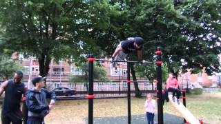 Sensei (Barsparta) Street Workout Kennington Park