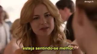 Revenge 1x01 - Emily desmascara Lydia