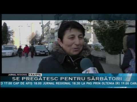 SE PREGĂTESC PENTRU SĂRBĂTORI