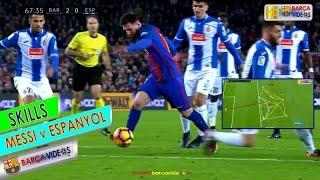 The Voodoo of Leo Messi against Espanyol (Dec 16)