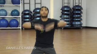 Rack City - TYGA - Great Abs workout with DY - BY Danielle's Habibis