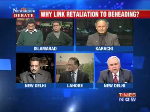 The Newshour Debate: Is the Indian Govt going soft on Pak? (Full Episode)
