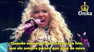 Nicki Minaj - Right By My Side (LIVE) [Legendado/PT/BR]