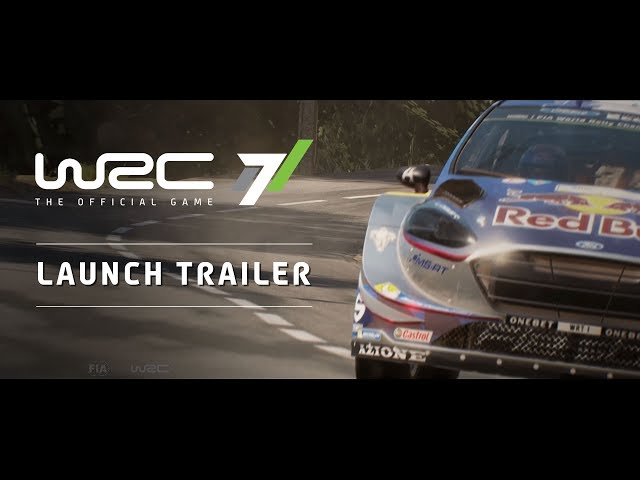 Image of WRC 7
