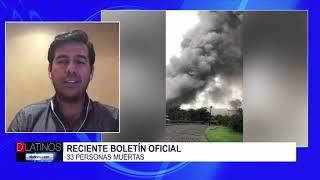 Conversamos con Ovidio Paiz sobre la tragedia del Volcán en Guatemala