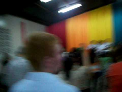 Dancing In Church… Nicaragua Style.