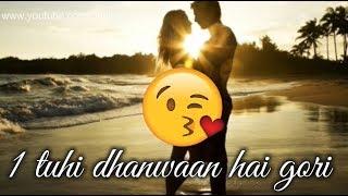 Chandi Jaisa Rang Hai Tera ❤    Old : Love ❤ : Romantic 💏 WhatsApp Status Video   Unitech Zone width=