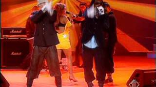 Black Eyed Peas - Hey Mama LIVE in Italy @ Festivalbar2004