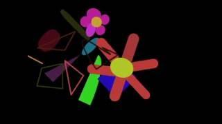 imagenes en movimiento segun el tipo de música