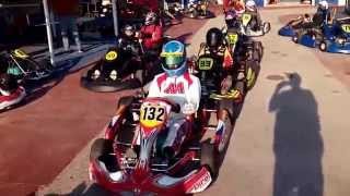 Sirocco Series 2016: F400 Sirocco Salida a pista