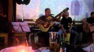 Aven Aven-GIPSY KINGS ( live rumba flamenca-Cafe Bar Sloboda-Tuzla)