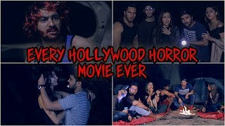 Every Hollywood Horror Movie Ever | Episode 1 | Harsh Beniwal width=