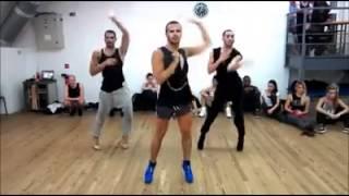 Men dancing in heels better than women O_o