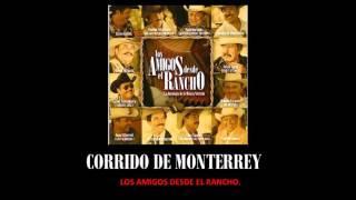 Poncho Villagomez- El Corrido De Monterrey Live At Allende Nuevo León2010