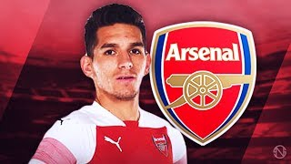 LUCAS TORREIRA - Welcome to Arsenal - Deadly Skills, Tackles & Passes - 2017/2018 (HD) width=