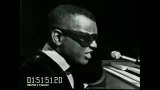 Ray Charles - Georgia On My Mind 1965 [HD video]
