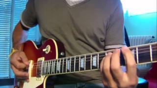 Guitar Cover-Madman-Ugly Kid Joe