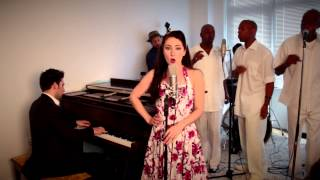 Problem - Vintage '50s Doo-Wop Ariana Grande Cover ft. The Tee - Tones