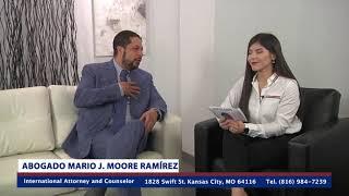 Hablando de leyes con el Abogado Mario Moore