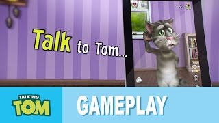 Talking Tom 2 - Gameplay Trailer