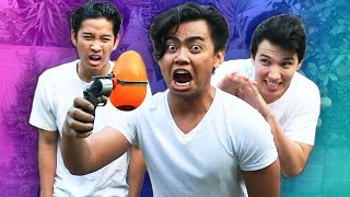 EXTREME BALLOON ROULETTE CHALLENGE!