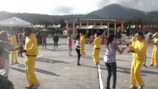 Salsa Dancing / Cuco Valoy- juliana que mala eres