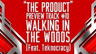 "PREVIEW: #10 WALKING IN THE WOODS (Featuring Teknocracy) : ANGELSPIT'S ""THE PRODUCT"""