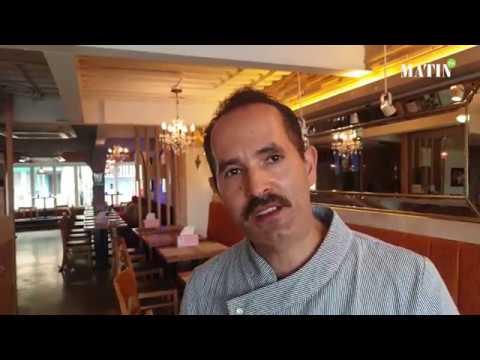 """Video : Visite du """"Marakech"""", premier restaurant marocain en Corée du Sud"""