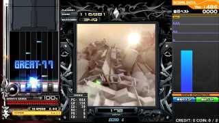 [beatmania IIDX 21 SPADA] (11) perditus†paradisus [SPH]