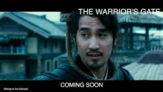 THE WARRIOR'S GATE IN SG CINEMAS COMING SOON