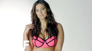 "Ashley Graham Says ""Thick Thighs Save Lives"" 
