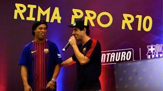 Homenagem pro Ronaldinho #2 - Fabio Brazza
