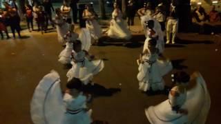 Grupo de danza AMAMBAY - Cascada 19/11/2016 - Parte 2
