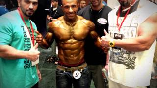 Tariq alshatti - Oxygen Body building competition 17/5/2013