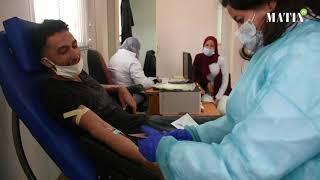 Casablanca : une campagne de sensibilisation et de collecte de sang
