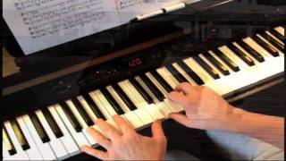 I'm Not In Love - 10cc - Piano
