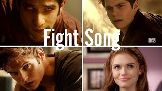 Teen Wolf | The Pack | Fight Song