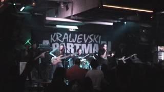 Kraljevski Apartman - Krv heroja (klub Fest, 23.12.2016.)
