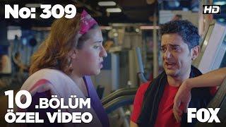 Erol ile Filiz'in spor salonu macerası! No: 309 10. Bölüm