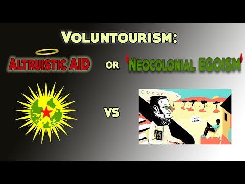 Voluntourism: doing more harm than good?