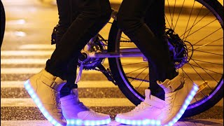 Shuffle Dance (Music video) Electro and House ♫ Lightning shoes special