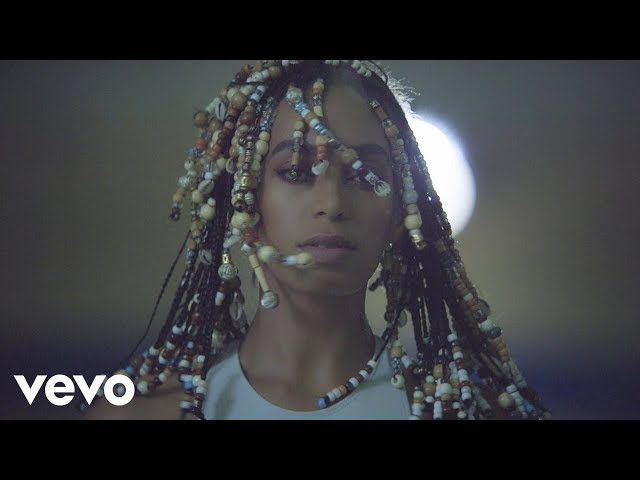 video oficial del tema don't touch my hair de solange