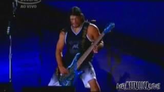 Metallica - Robert Trujillo Solo [Live Rock in Rio September 25, 2011]