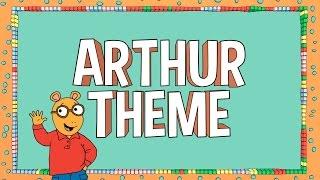 Arthur - Arthur Theme Song (Official Lyric Video)